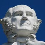 Sam Houston's head