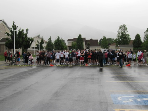 Kaysville South Stake 5K Family Fun Run
