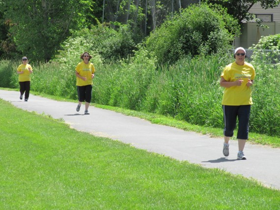 Weight Watchers Walk-It Challenge