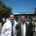 Missionary Dan Email #15 from Vancouver, Washington