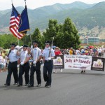 Kaysville 4th July Parade