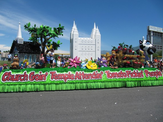 Kaysville Independence Day Parade