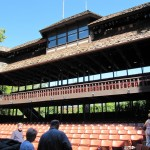 Utah Shakespearean Festival: Adams Theatre Backstage Tour