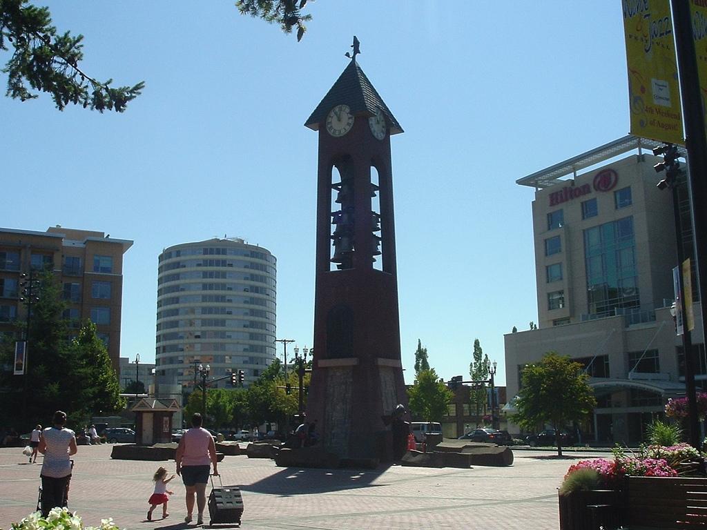 Esther Short Park, Vancouver, Washington