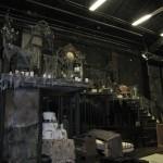 Utah Shakespearean Festival: Randall Theatre Backstage Tour