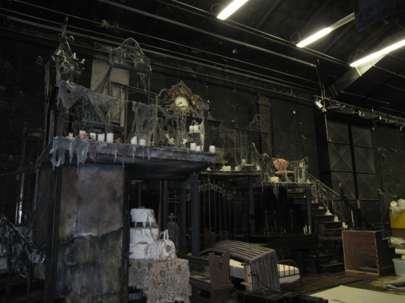 Great Expectations set