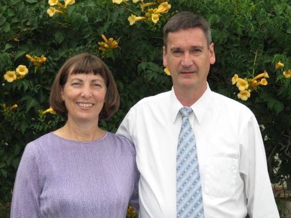 Jill and Rick
