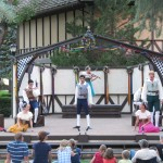 Utah Shakespearean Festival: The Greenshow