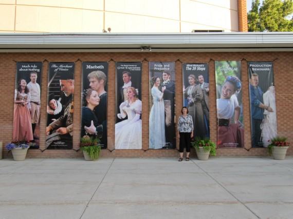 Utah Shakespearean Festival posters