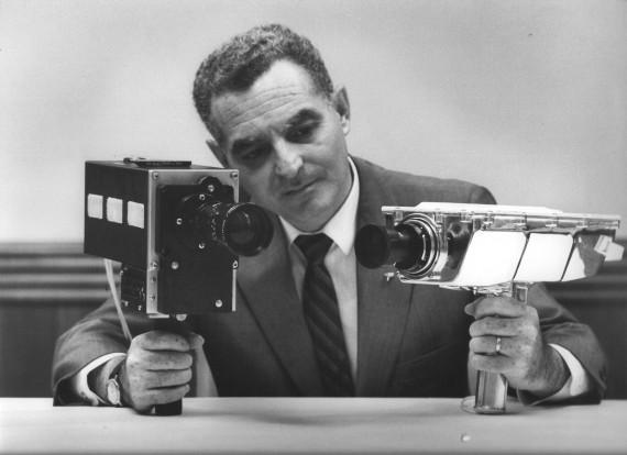 Apollo 11 cameras