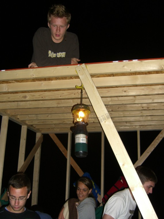 Causey Rafters