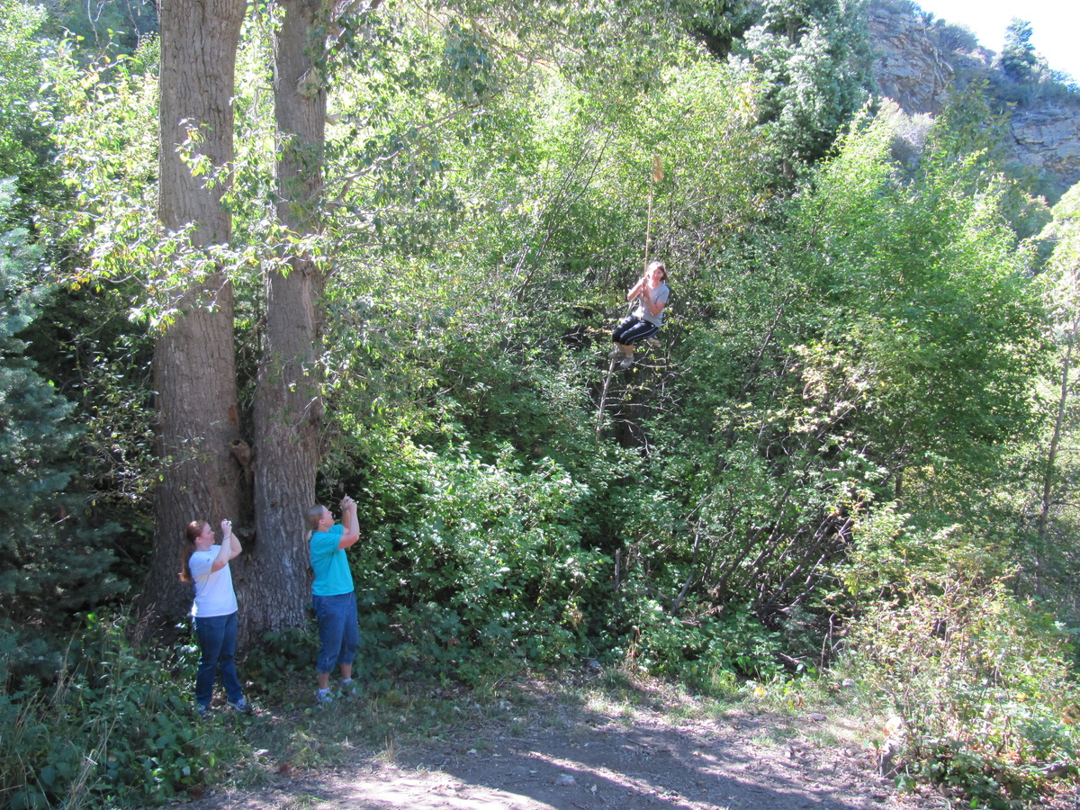Deuel Creek Hike