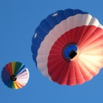Antelope Island Balloon and Kite Stampede