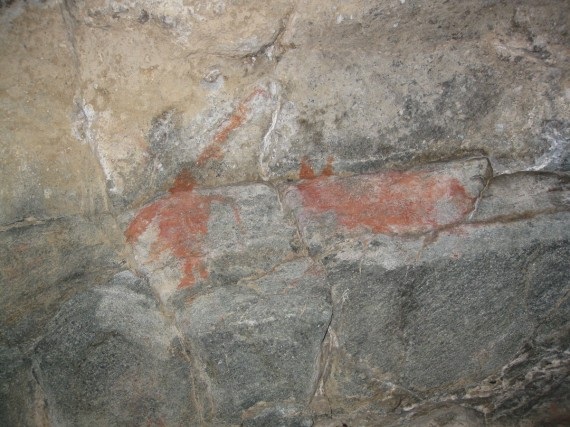 Parrish Canyon Fremont Pictographs
