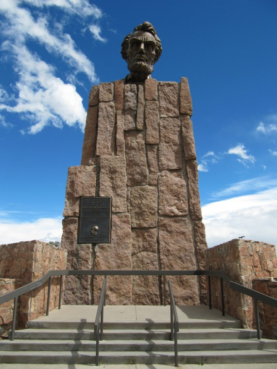 Wyoming Lincoln Monument