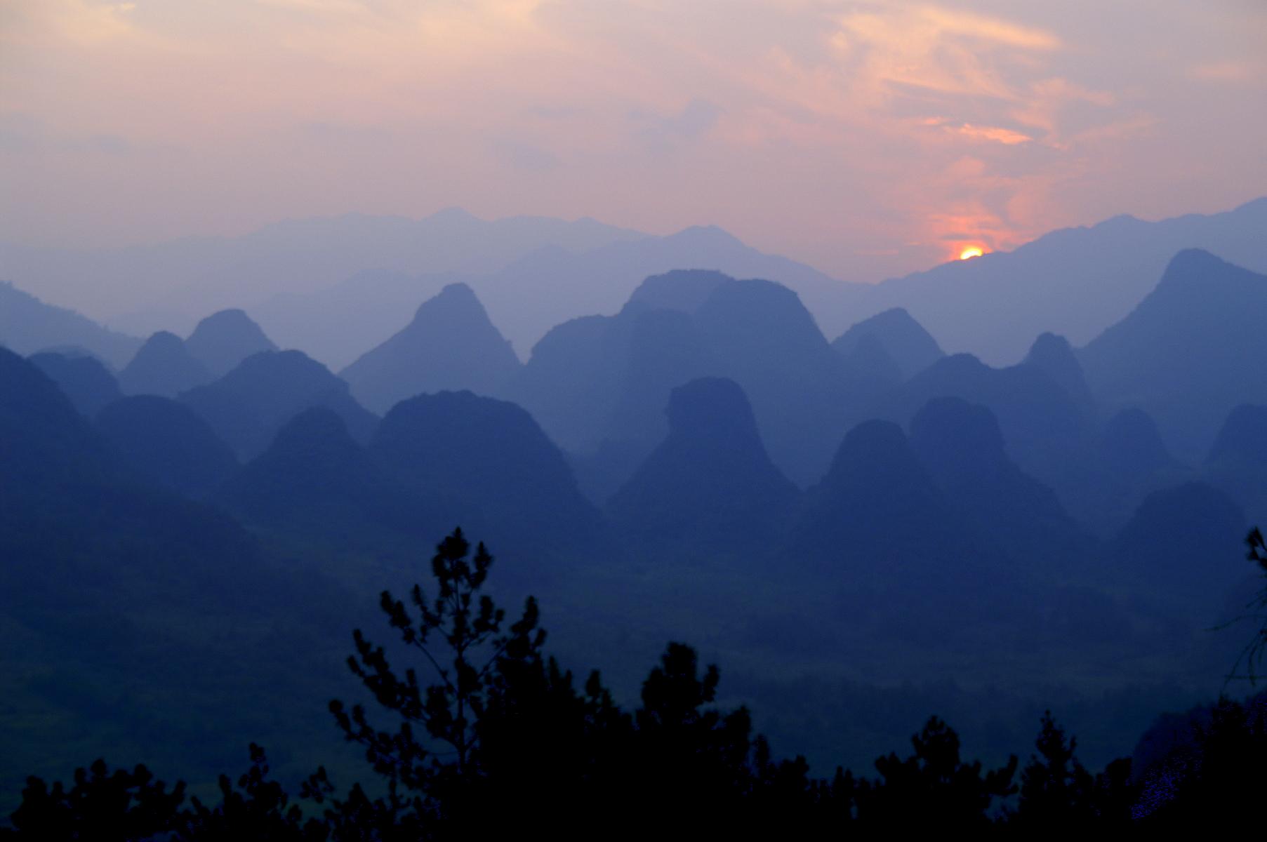 10 Beautiful Chinese Landscape Photographs