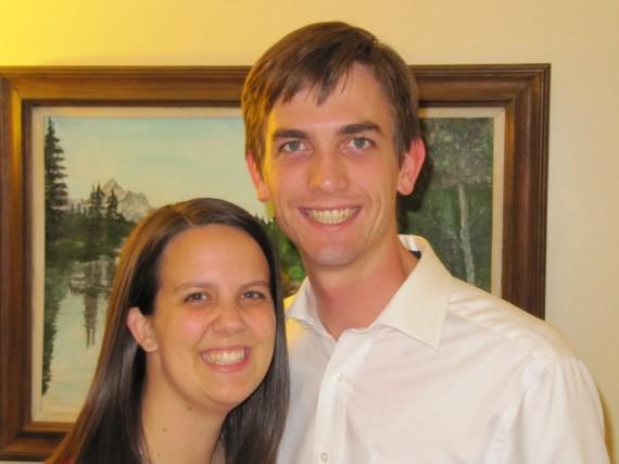 Rachel and Jake