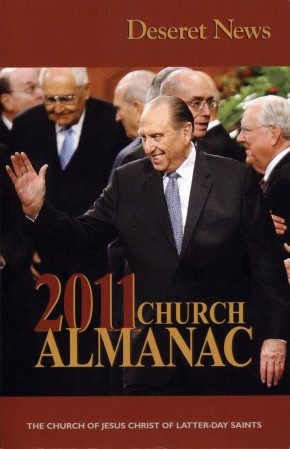 2011 Deseret News Church Almanac