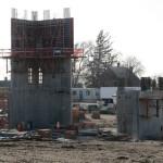 Brigham City Temple Construction