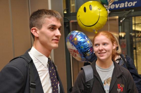 Daniel and Shauna