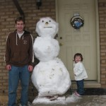 How to Build a Snowman in 3 Steps