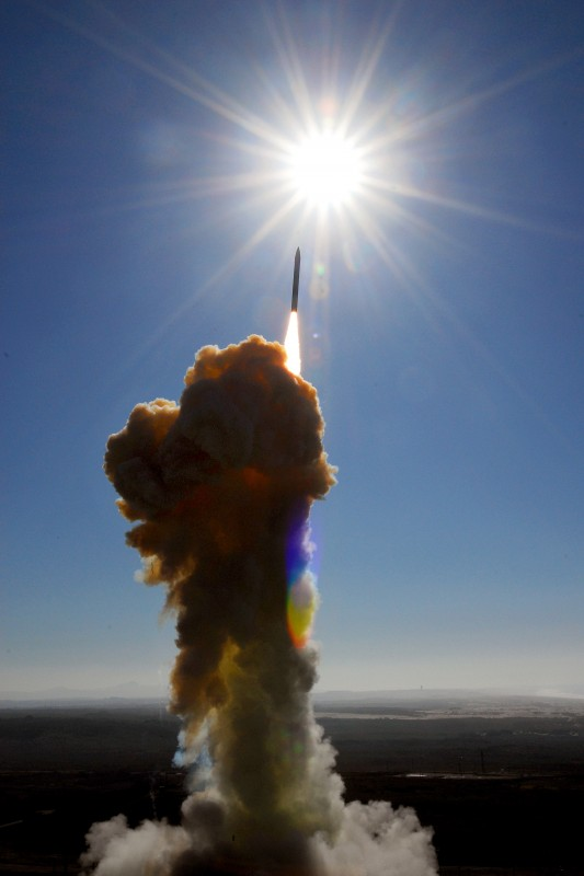 Ground-based interceptor of the Ballistic Missile Defence System
