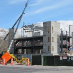 Brigham City Temple Construction Continues