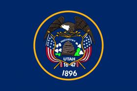 Flag of Utah