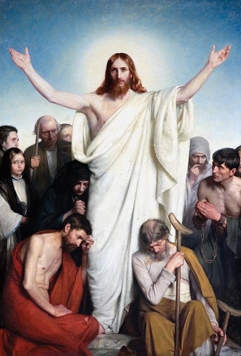 Jesus Consolation