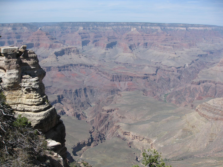 Grand Canyon with Phantom Ranch