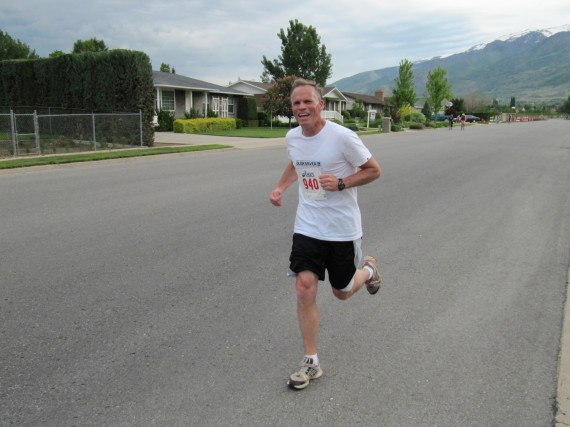 Kaysville Utah South Stake 5K neighbor