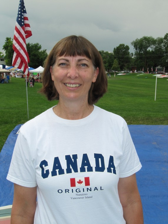 Kaysville July 4th Parade Jill in Canada T-shirt