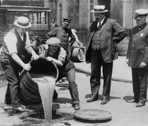 New York City Prohibition