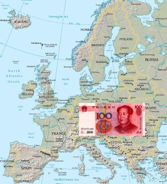 Renminbi Europe