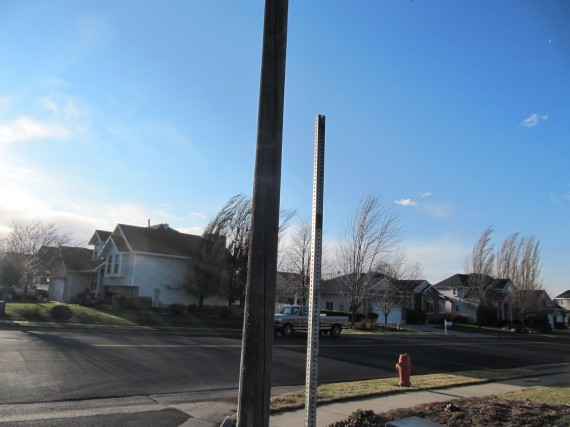 Kaysville windstorm missing sign
