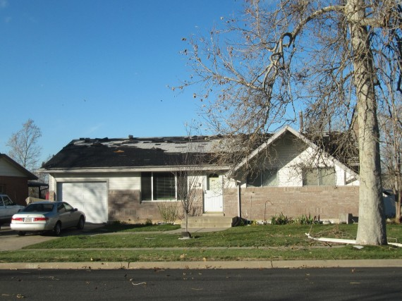 Kaysville windstorm more lost shingles
