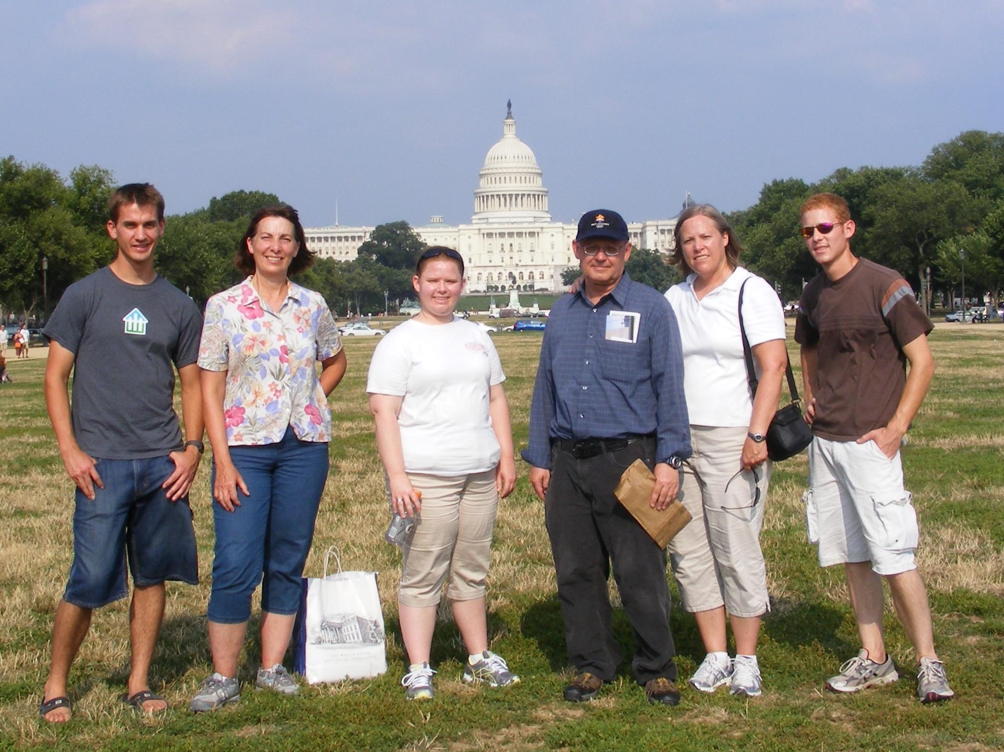 United States Capitol, Washington D.C.