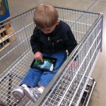 Shopping With A Quiet Child