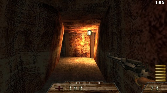 Cobber Canyon Bank Tunnel
